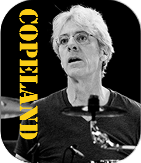 Stewart Copeland Is A Drumming Influence To Richard Geer